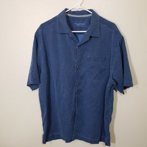 Tommy Bahama Mens XL Button Up